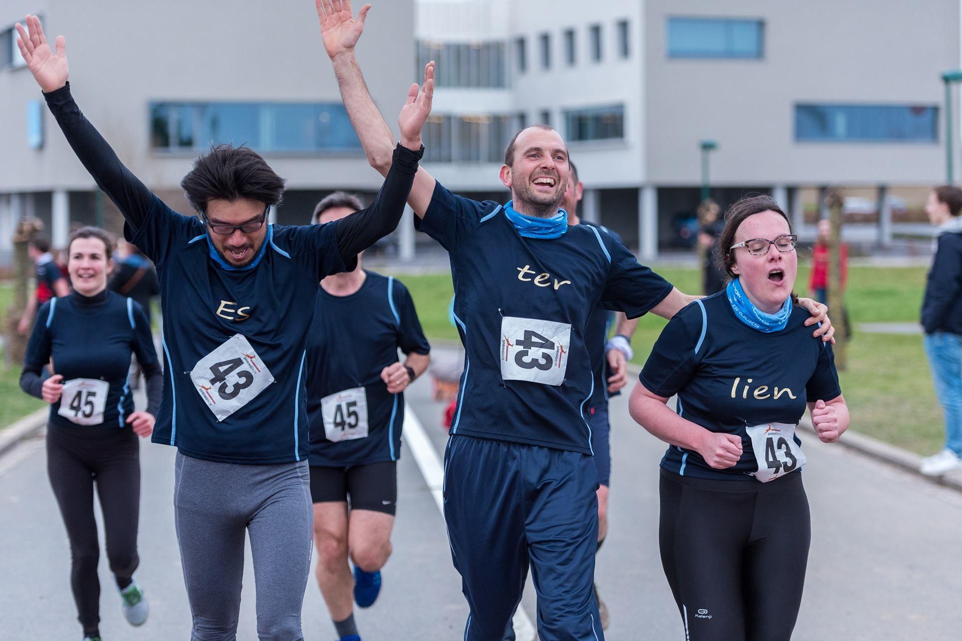Carreer Team run